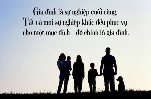 Stt Hay Ve Cuoc Song Gia Dinh